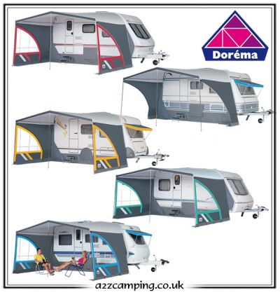 Dorema Panorama Sun Canopy collection